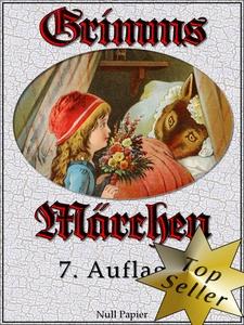 Grimms Märchen - Vollständig überarbeitete Ausgabe in HD