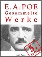 071 Edgar Allan Poe Gesammelte Werke NEU SMALL