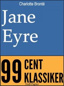 Jane Eyre - Vollständige Deutsche Fassung