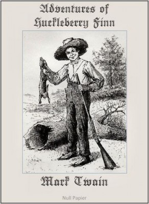 The Adventures of Huckleberry Finn (Fully Illustrated Version with 173 optimized graphics)