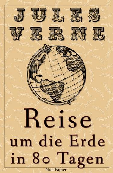 Null Papier beginnt Jules-Verne-Reihe