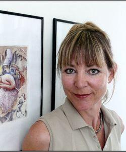 Christa Unzner bei Null Papier