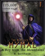 Fantasy The Warlock of Hymal - Book I: A Boy from the Mountains