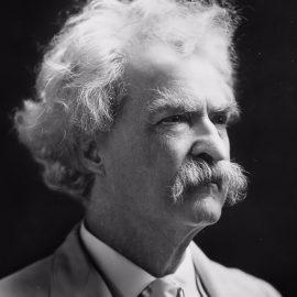 Mark Twain, der große amerikanische Autor