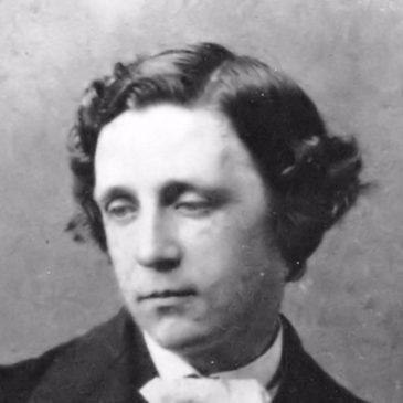 Lewis Carroll, der Vater Alice'