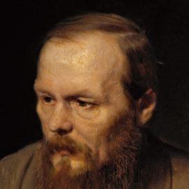 Der Todestag von Dostojewski