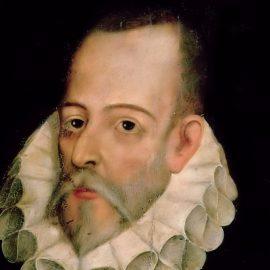 Cervantes' Todestag