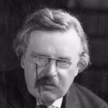 Gilbert Keith Chesterton, Zum Geburtstag