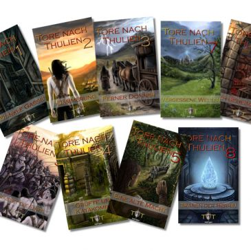 Die Tore nach Thulien – Eine Fantasy-Serie entdecken