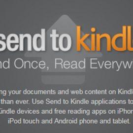 E-Books an eigene Kindle-Geräte senden