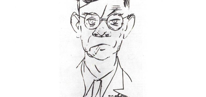 Hans Fallada bei Null Papier