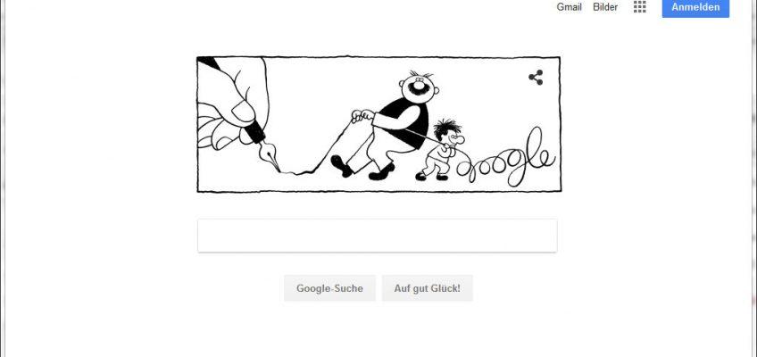 Google würdigt Schöpfer von »Vater und Sohn«