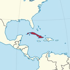 Erste Bestellung aus Kuba